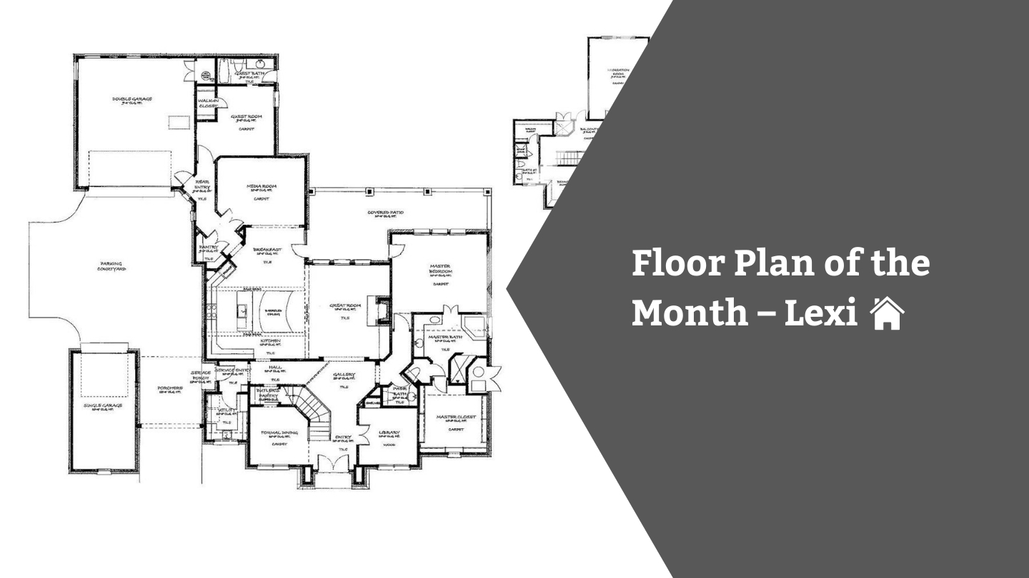 Floor Plan of the Month – Lexi
